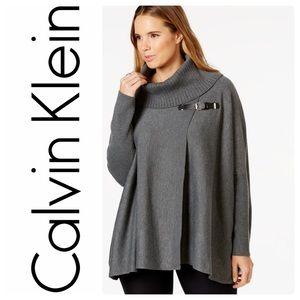 Calvin Klein Cape Sweater